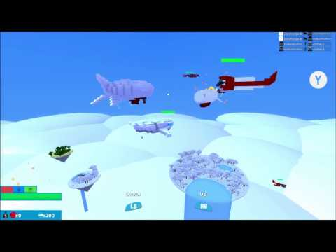 Roblox Skybound Ship Builder Xbox One