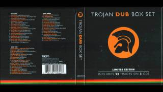 TROJAN DUB Boxset cd 1..# one..three dubs.