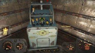 Fallout4 куда можно ставит пупсы