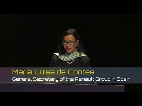 María Luisa de Contes: A project for Gender Equality (Conference) (English)