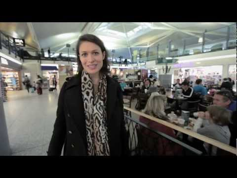 Eat, shop, relax before you fly at Bristol Airport