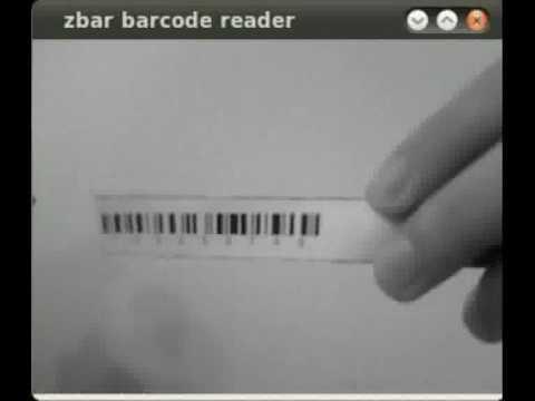 Zbar on Linux