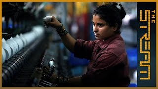Why are Indian women leaving the workforce? | The Stream thumbnail