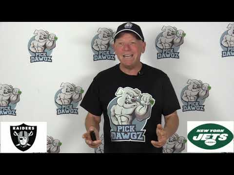 New York Jets vs Oakland Raiders NFL Pick and Prediction 11/24/19 Week 12 NFL Betting Tips