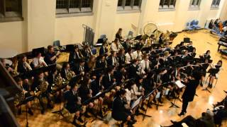 Havergal College - Irish Fantasy by the Symphonic Band