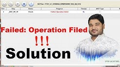 Fix Research download Failed incompatible partition