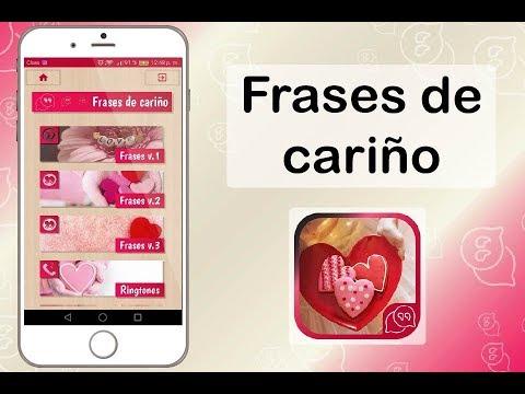 Frases De Cariño Y Mensajes De Cariño Gratis Apps En