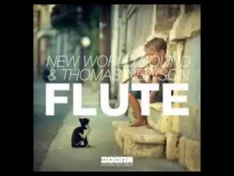New World Sound & Thomas Newson Flute Lyrics Video