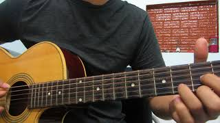 [Demo] Phía Cuối Con Đường - Toàn Đoàn Guitar