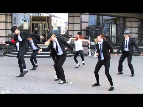 Видео: флешмоб 25 июня 2015