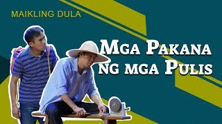 "New Filipino Variety Show | ""Mga Pakana ng mga Pulis"" 