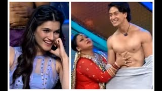 Tiger Shroff and Bharti Singh's FUNNY MOMENTS - DID L'il Masters Season 3