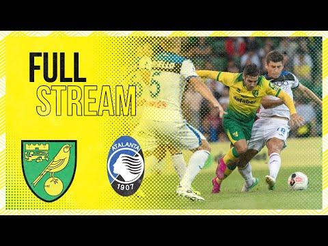 Full stream | Norwich City 1-4 Atalanta B.C