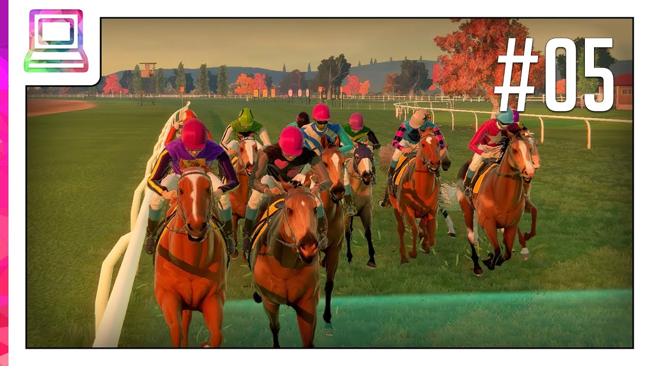 Rival Stars Horse Racing Desktop Edition (Part 5) (Horse Game)