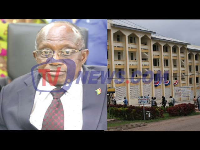 HOT AUDIO : UEW- KUMASI CAMPUS NOW AUTONOMOUS...? ASH. REG. MIN.
