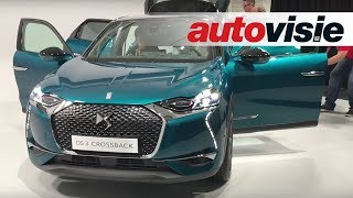 DS 3 Crossback (2019) - In Detail - Autovisie Vlog