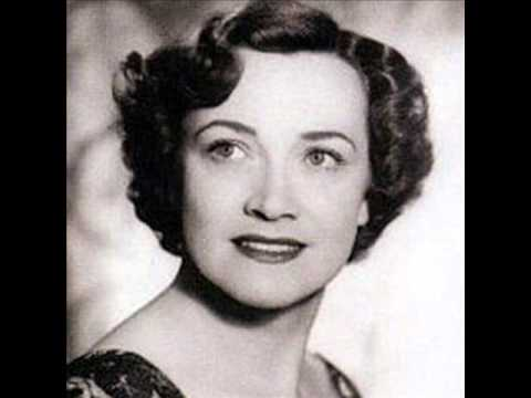 "Kathleen Ferrier, ""Blow the wind southerly"""