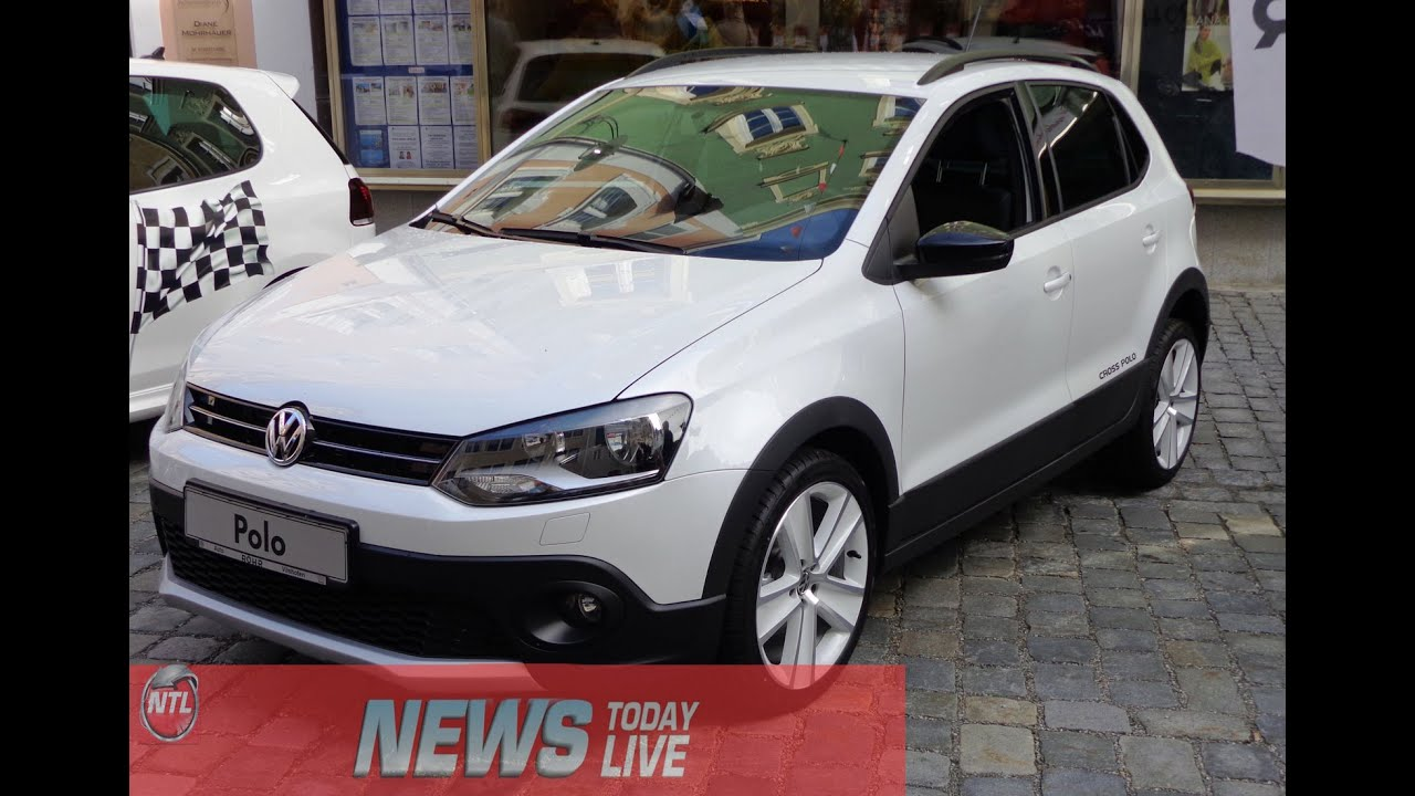 Indian Cars Volkswagen Cross Polo Diesel Car Interiors And