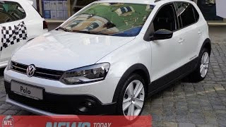 Volkswagen Cross Polo Diesel Interiors and Engine Specifications Review
