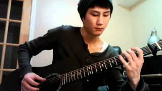 Jay Chou - how are you, acoustic guitar, 周杰伦-你好吗