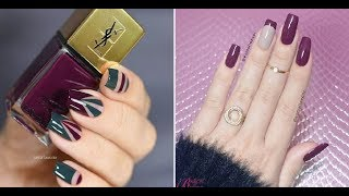 видео Маникюр на длинные ногти фото дизайн 2018