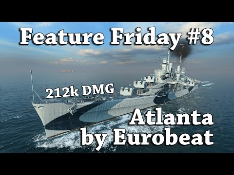Feature Friday #8: Atlanta by Eurobeat [212k DMG]