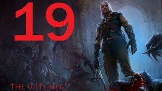 The Witcher Прохождение Серия 19 (Резня на складе)