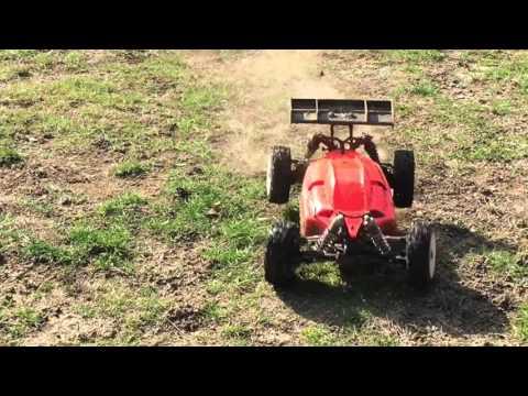 1/8 Buggy - Buggy Baseball Field Bash!