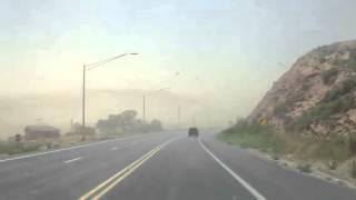 Tuba City, AZ Sand Storm