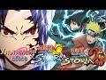 аниме САСКЕЕЕ! – НАРУТО!! — Обзор Naruto Ultimate Ninja Storm 1&2 смотреть бесплатно