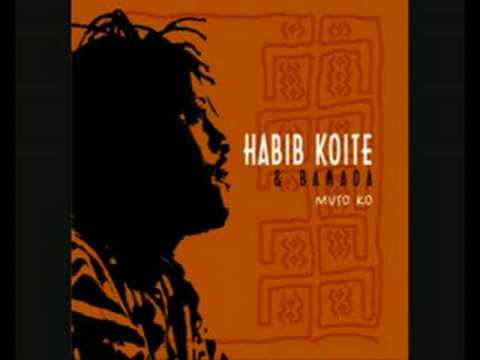 Habib Koite & Bamada - Din Din Wo (Little Child) STEREO