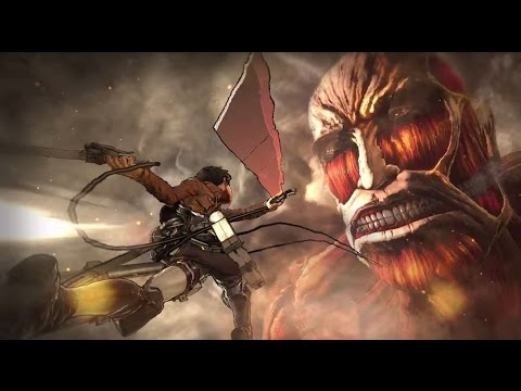 Análisis Videojuego Attack on Titan Wings of Freedom review  (PC, PS4, XOne)