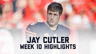 Jay Cutler's Rough Day   Bears vs. Buccaneers   NFL Week 10 Player Highlights