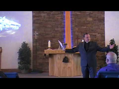 Pastor Jonathan Wright March 18, 2018