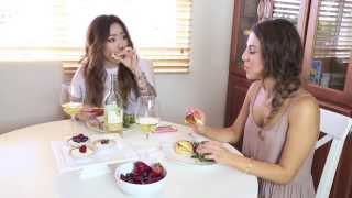 Easy Summer Recipes With Claire Marshall