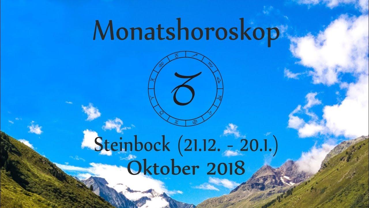 Horoskop Sternzeichen Steinbock Liebe Und Leben Im Oktober 2018