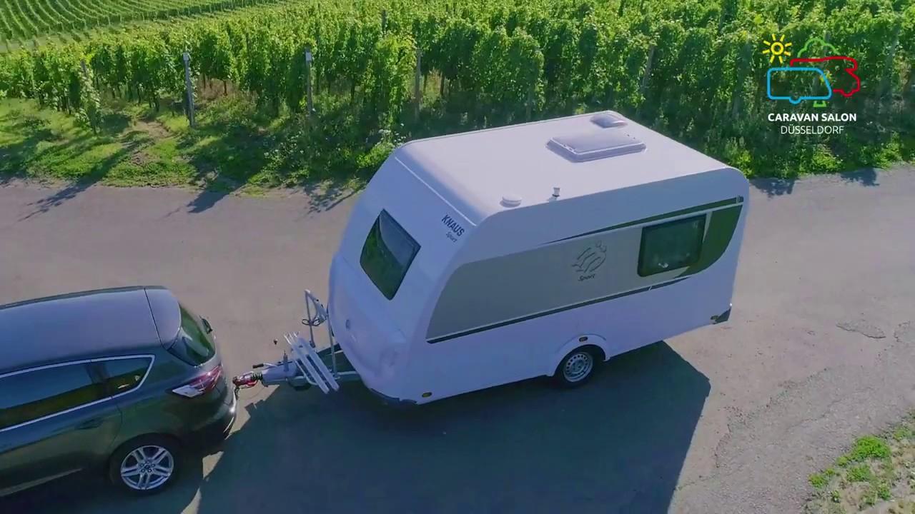 CARAVAN SALON Düsseldorf StarterWelt - Was ist einTouring Caravan?