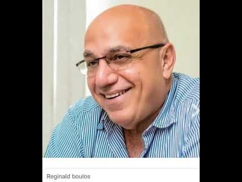 Ki moun ki Réginald Boulos tout bon vre?