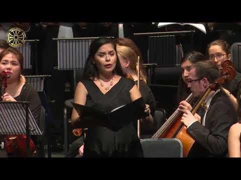Gloria Concert – Dubai Opera  – Valentina Diaz