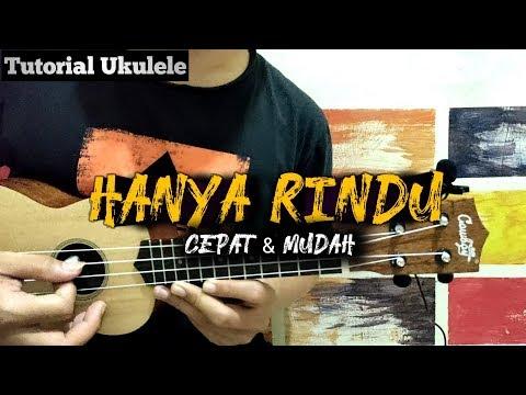 tutorial-ukulele---hanya-rindu-(cepat-&-mudah)