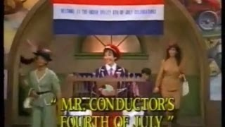 Shining Time Station: Mr. Conductor