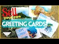 How to Create Greeting Cards to Sell