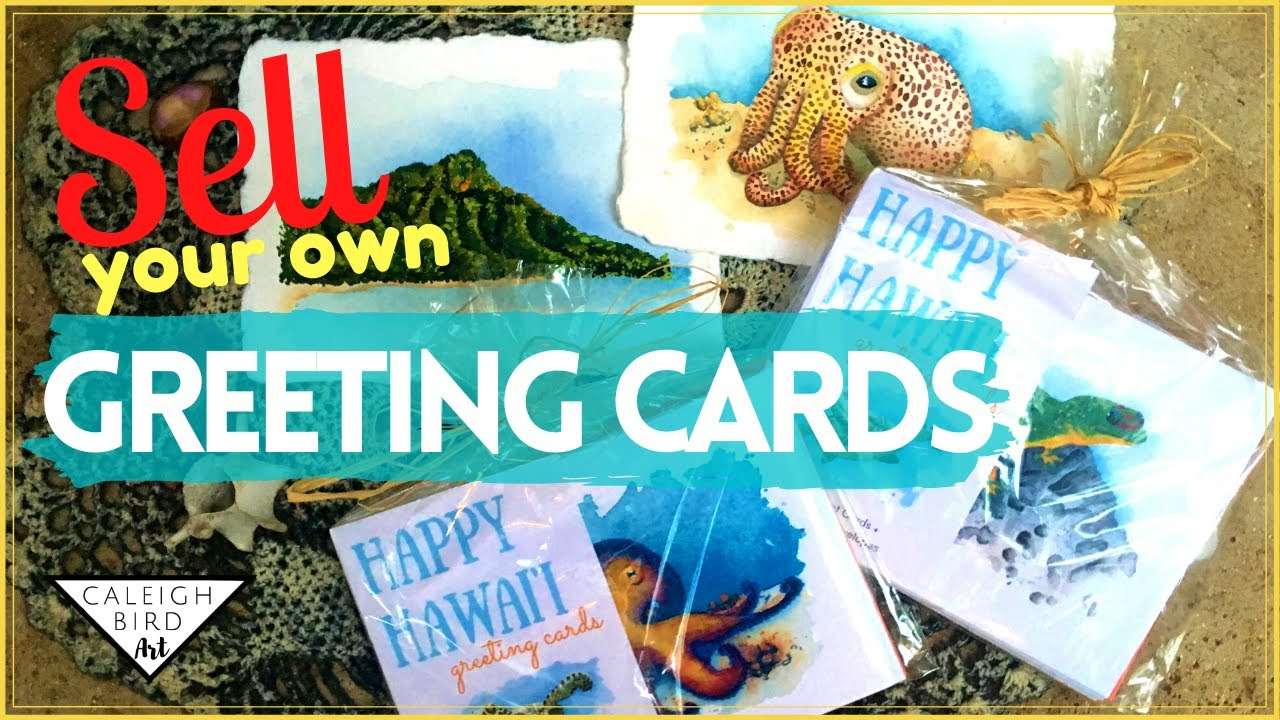 How To Create Greeting Cards Sell