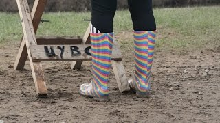 UYBC Rainbow Wellies - in Collaboration with Stonewall