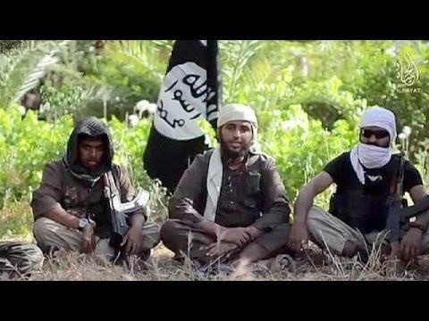 EIIL: yihadistas tratan de reclutar voluntarios occidentales