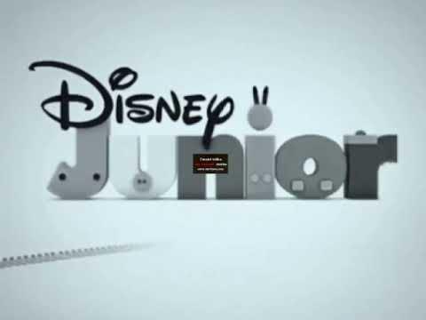 Disney Junior Bumper Jungle Junction In Merry Go Round Music