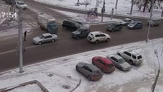 Копылова - Киренского 13.11.2018 ЧП Красноярск