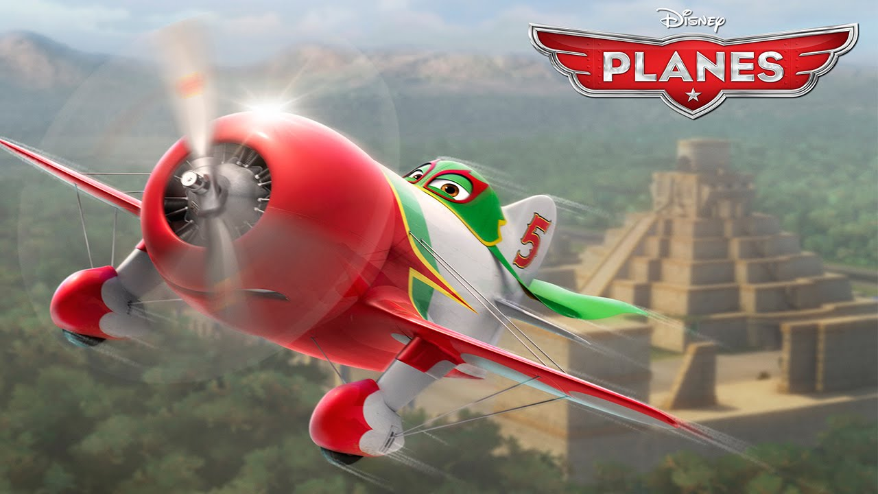3c052f00d847 Disney Planes - El Chupacabra Twist of Fate - Gameplay - Movie Pixar - kids  movie - Video-Game #16