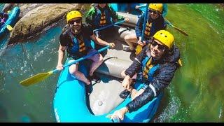WHITE WATER RAFTING | OCOEE RIVER, TN