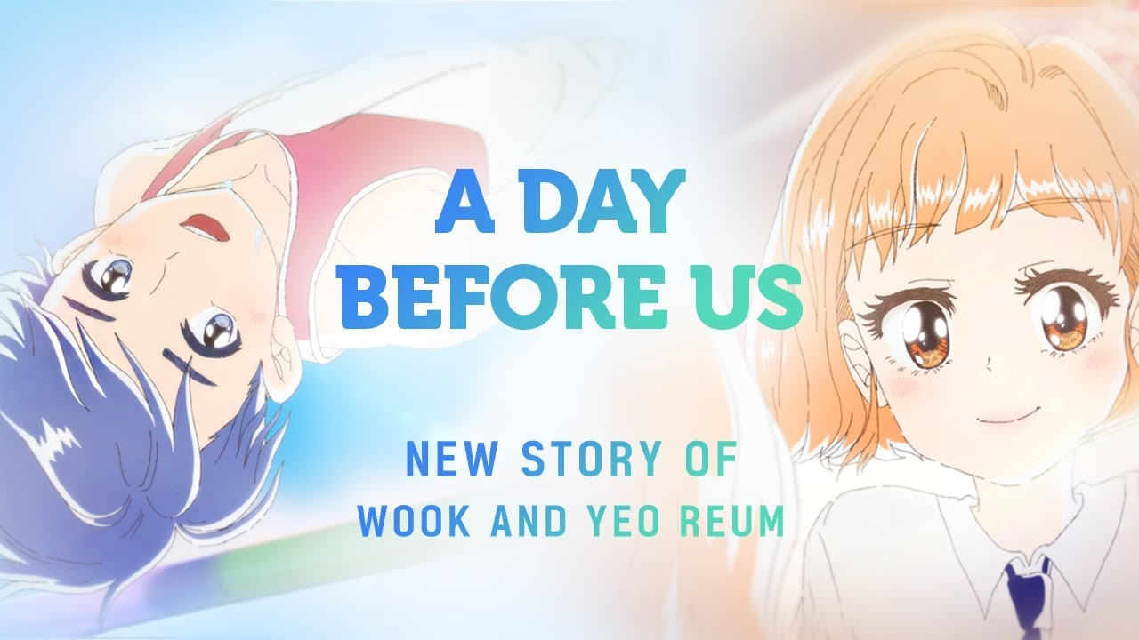 A Day Before Us 3 New Story Of Wook And Yeo Reum